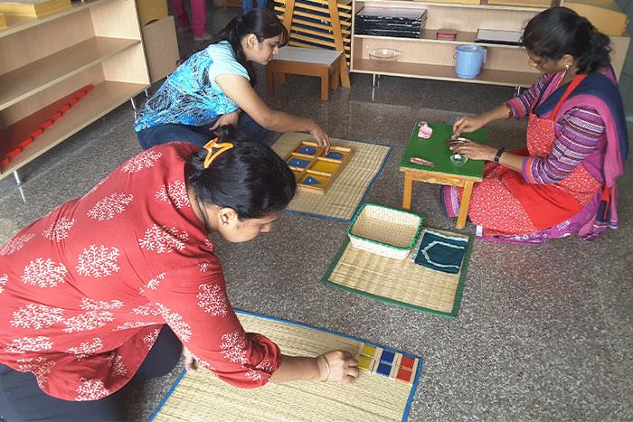 AMI Montessori 3-6 Diploma Course